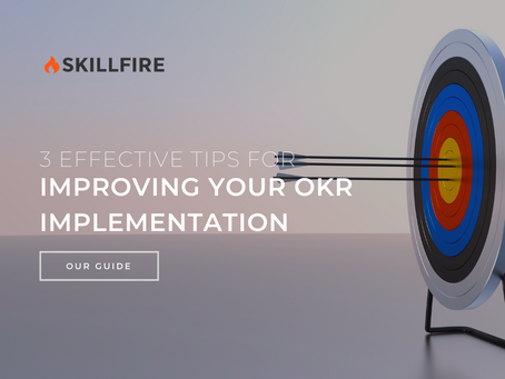 3 Effective Tips for Improving Your OKR Implementation