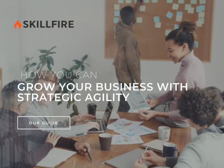 How You Can Grow Your Business with Strategic Agility