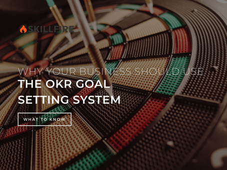 Why Your Business Should Use the OKR Goal Setting System
