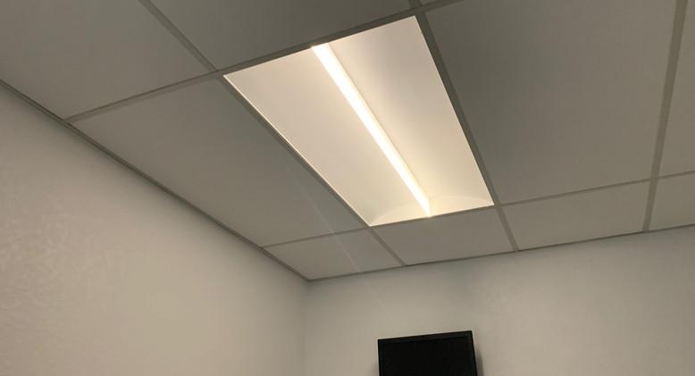 troffer lights