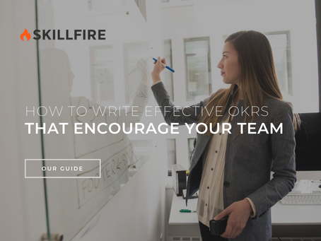 How to Write Effective OKRs that Encourage Your Team