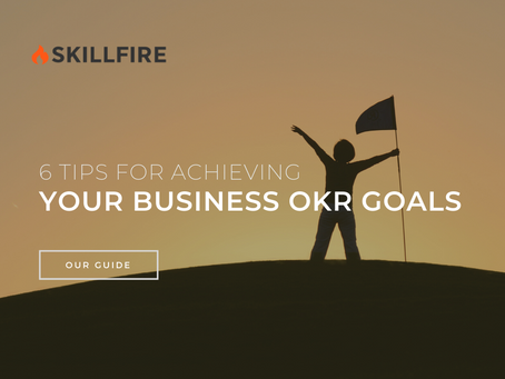 6 Tips for Achieving Your Business OKR Goals