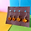 Thumbnail: Maple Leaf Wine Charms
