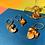 Thumbnail: Leafy Elegant Wine Charms