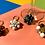 Thumbnail: Grandma's Costume Jewelry Wine Charms