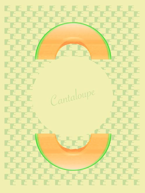 Cantaloupe Poster