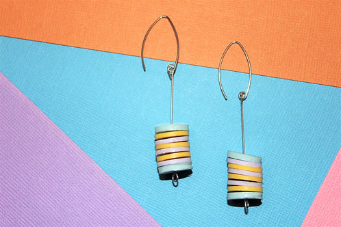 Pastel and Happy Dangles