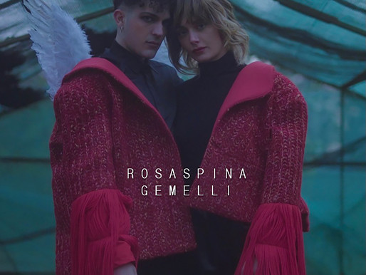 Dal 14 febbraio in radio e nei digital store GEMELLI il nuovo singolo di ROSASPINA