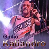 Giulio Kaliandro / Non toccate i bambini
