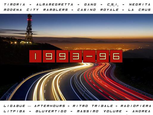 Da oggi è disponibile la nuova compilation ROCK TARGATO ITALIA 1993 -1996