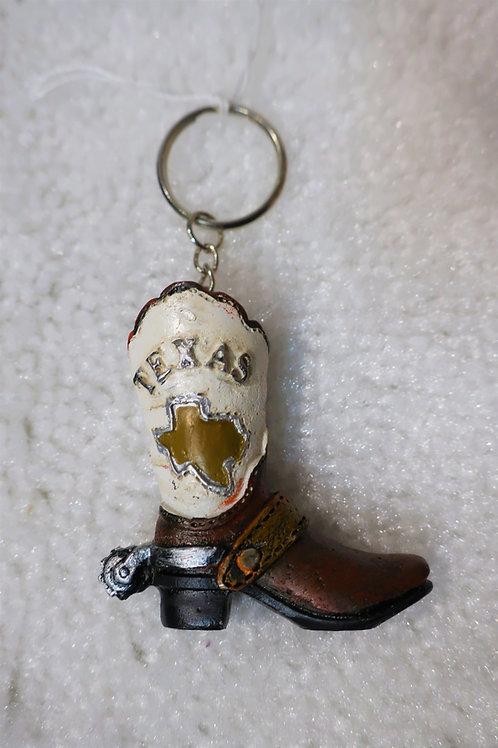 Boot Key Chain