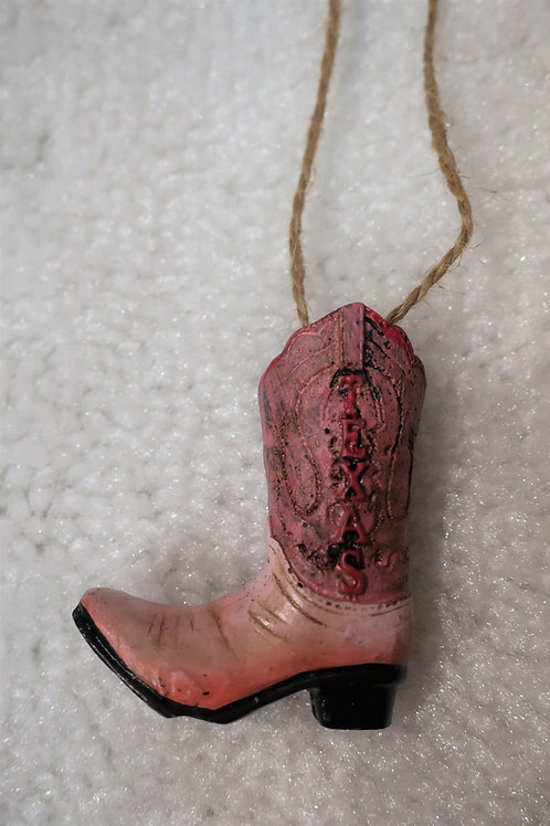 Boot Ornament