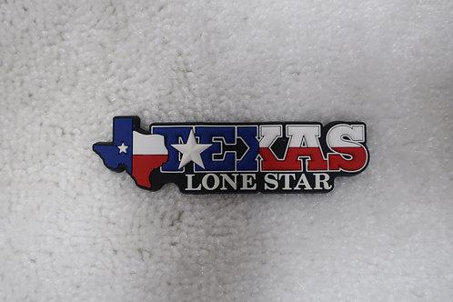 Texas Lone Star Magnet