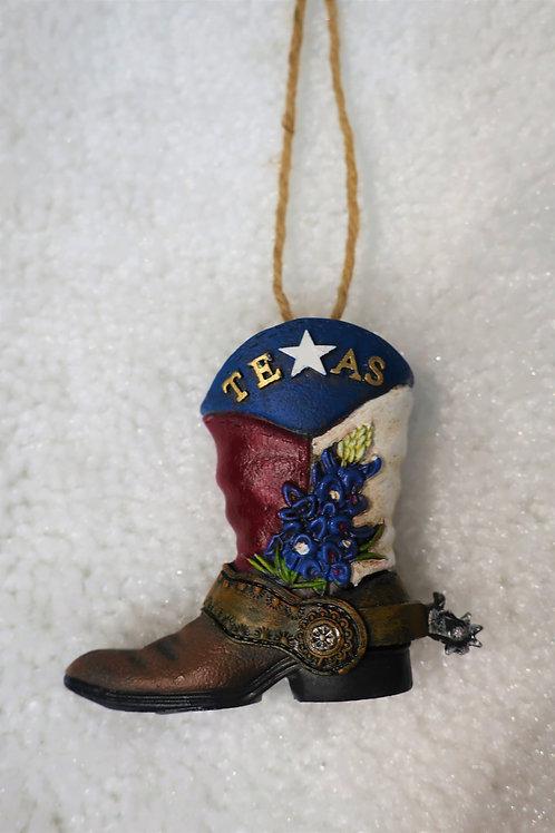 Bluebonnet Ornament