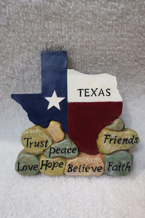 Texas Figurine