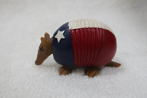 Mini Armadillo Figurine