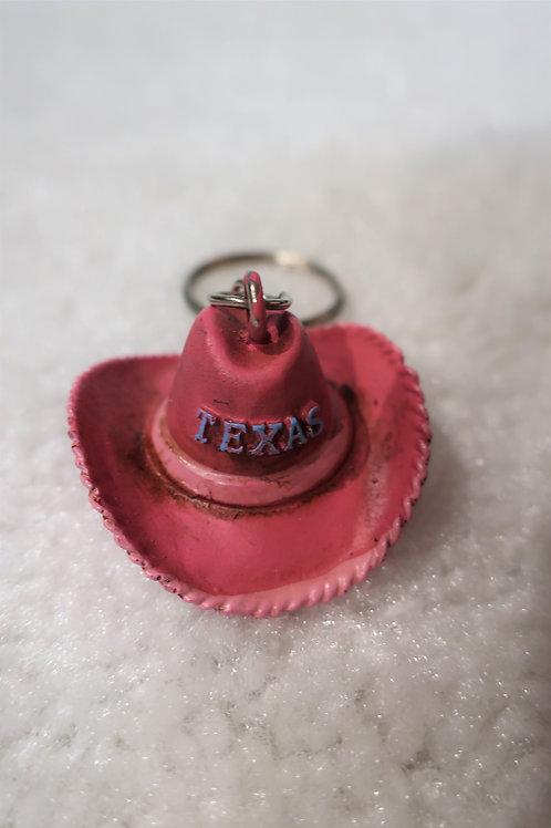Hat Key Chain