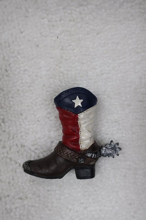 Mini Boot Figurine