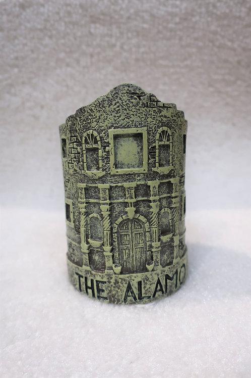 The Alamo Pencil Holder