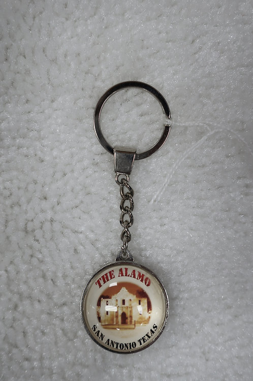 Alamo Key Chain