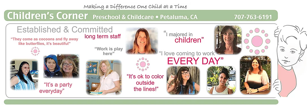 childcare staff pictures and quotes
