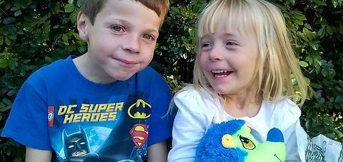 Boy and Girl - Petaluma Preschool