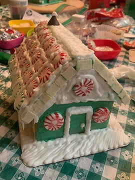 Ty's Peppermint House