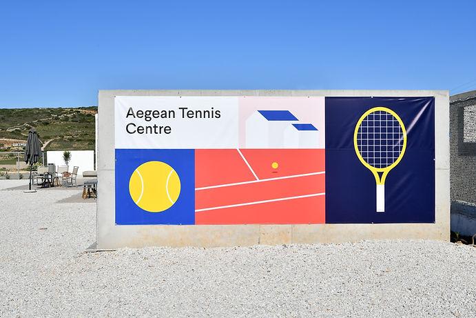 AEGEAN PAROS TENNIS CLUB TENNIS WALL.JPG