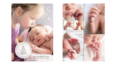 Holiday Cards/Birth Announcement