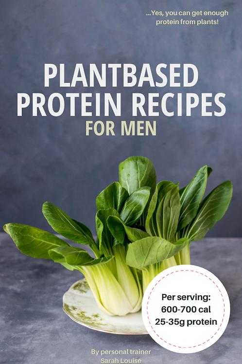 Vegan Protein Recipes (for men)