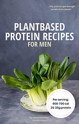Vegan Protein Recipes for men.png