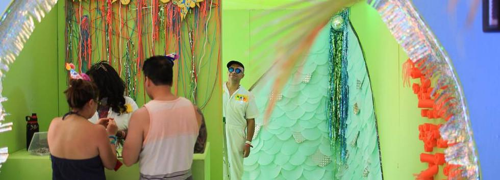 Coachella Art Studios created by sarah S