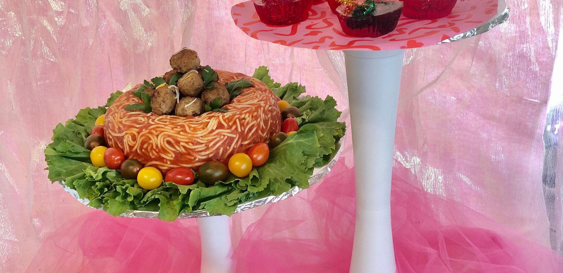 Jello food styling by Sarah Scheideman.j