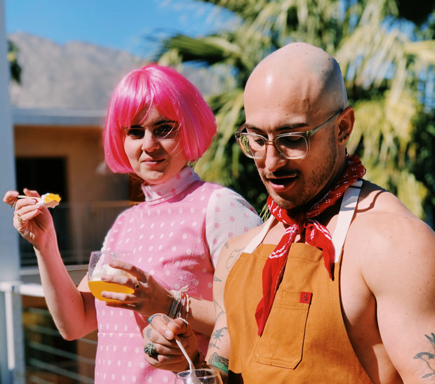 Joy of Jello for Modernism Week at Sagua