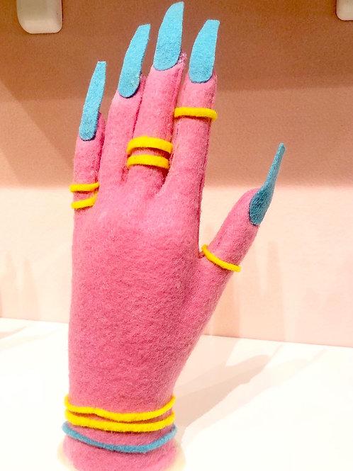 Heebejeebies - Pink