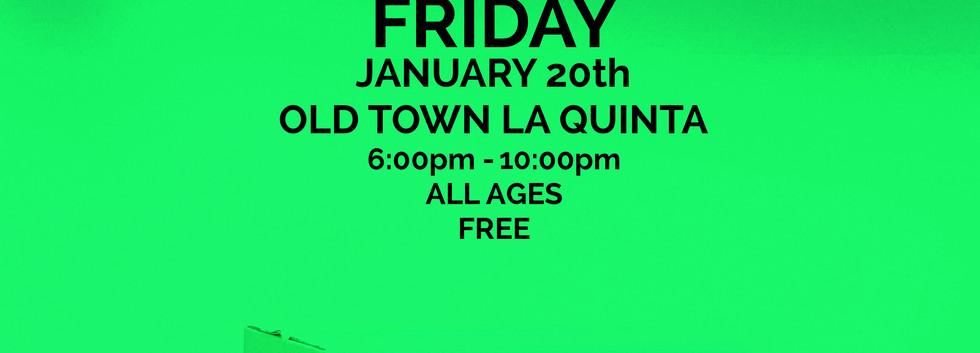 City of La Quinta Block Party