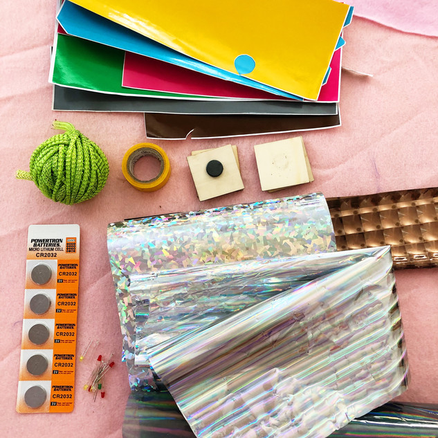Quarentine arts and craft packs 6.JPG