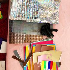 Quarentine arts and craft packs  9.JPG