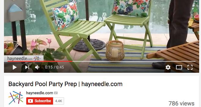 Hayneedle prop Styling by Sarah Scheidem