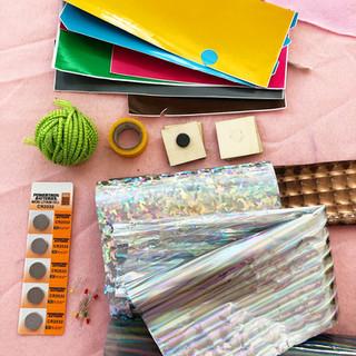 Quarentine arts and craft packs  12.JPG