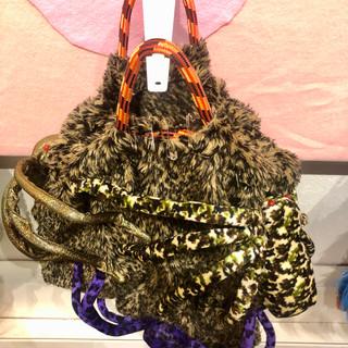 Sarah Scheideman purse in collaboration