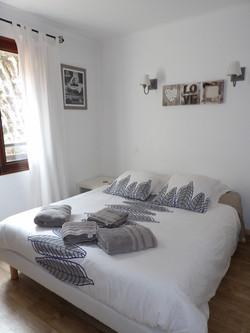Chambre confort avec sdb