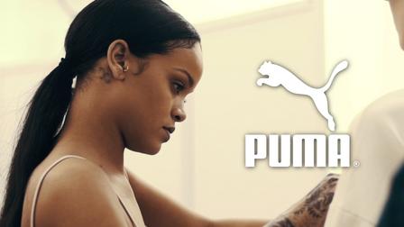 PUMA   Rihanna at PFW