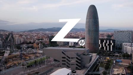 Z by HP   OFFF Barcelona 2019