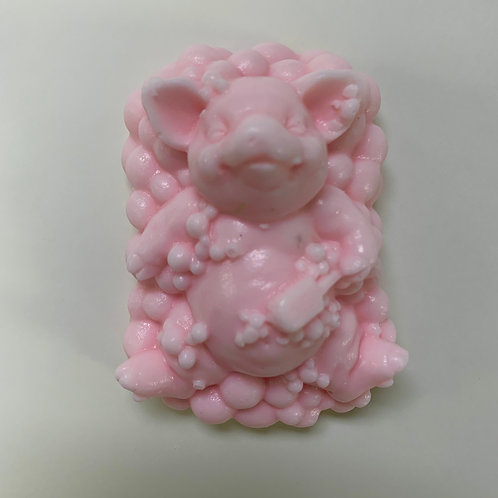 Pig in Bath Soap