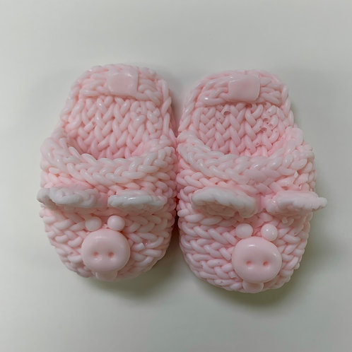 Pig Slippers Soap