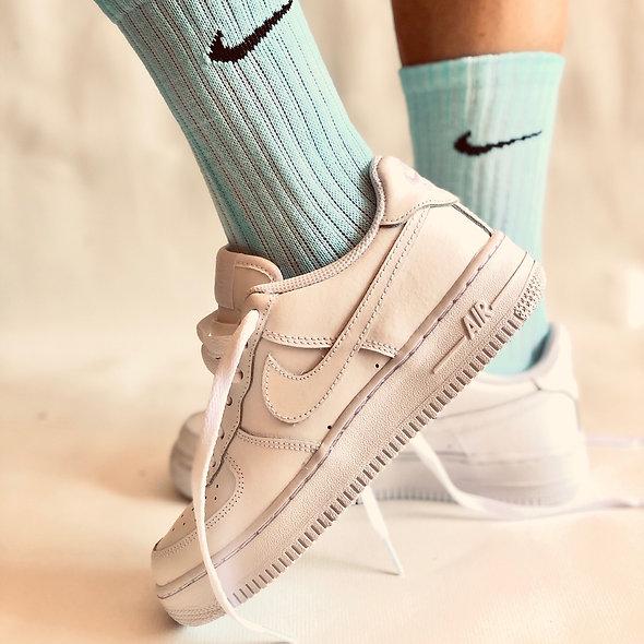 Socks Petal Blu