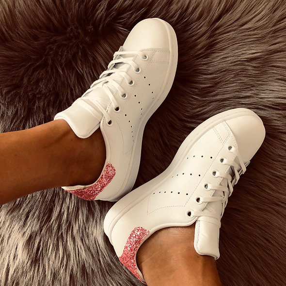 Stan Smith Pink-Shine