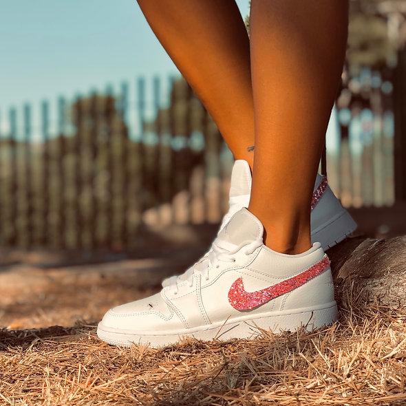 Air Jordan 1 Pink Shine