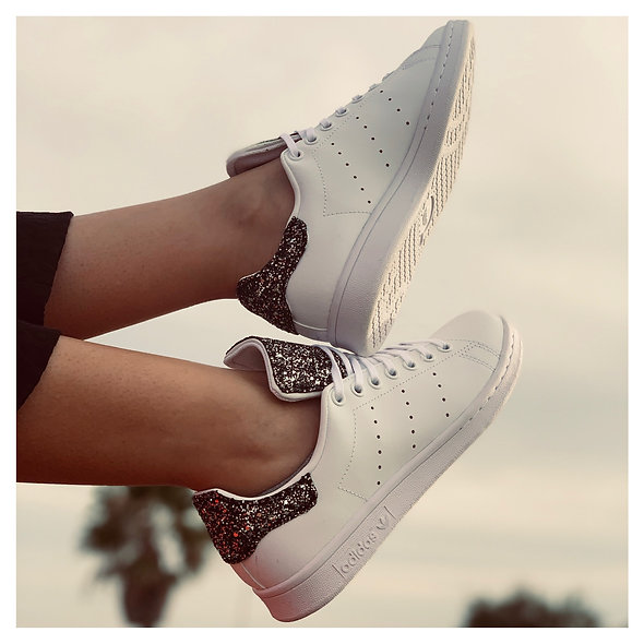 Stan Smith Black-Shine